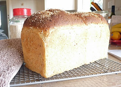 Making Bread with a Ferment