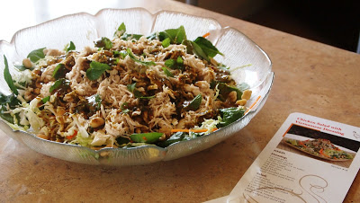 Chicken Salad with Vietnamese Dressing