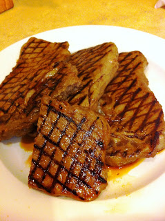 Delicious Varoma Steak