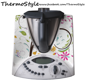 Thermomix Decals